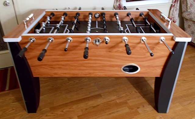 (Ad) Regulation Foosball Table For Sale