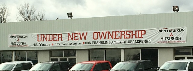 Don Franklin Mitsubishi >> Don Franklin Family Of Dealerships 15 As It Nears 50th