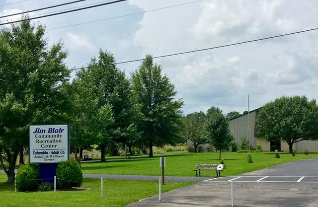 Jim Blair Center changes on City Council agenda on
